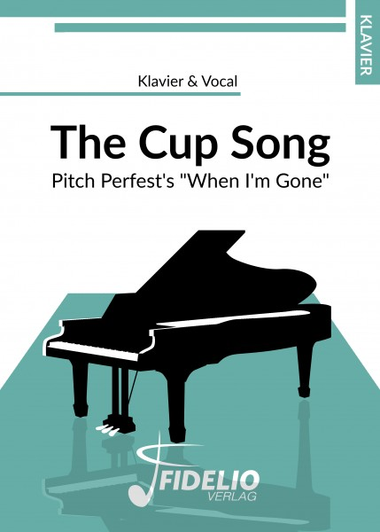 The Cup Song | Klavier & Vocal