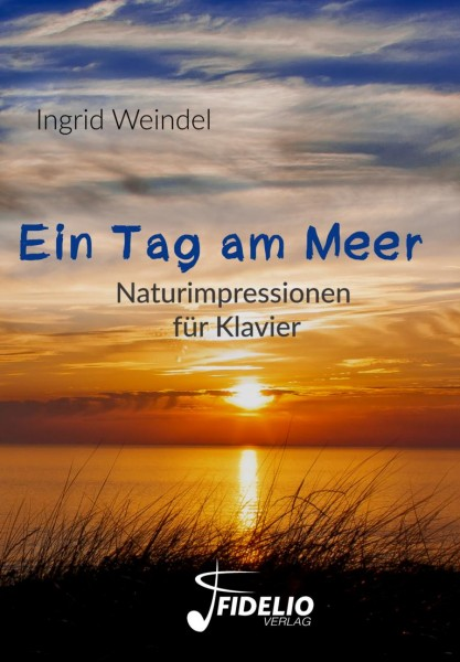 Ein Tag am Meer | Klavierbuch - Download