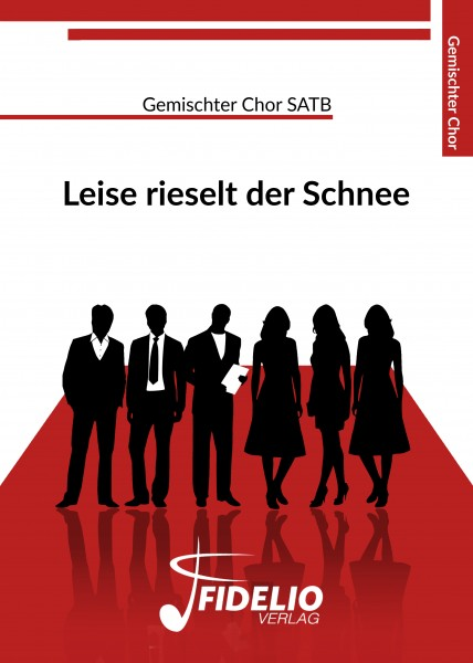 Leise rieselt der Schnee | SATB - Download