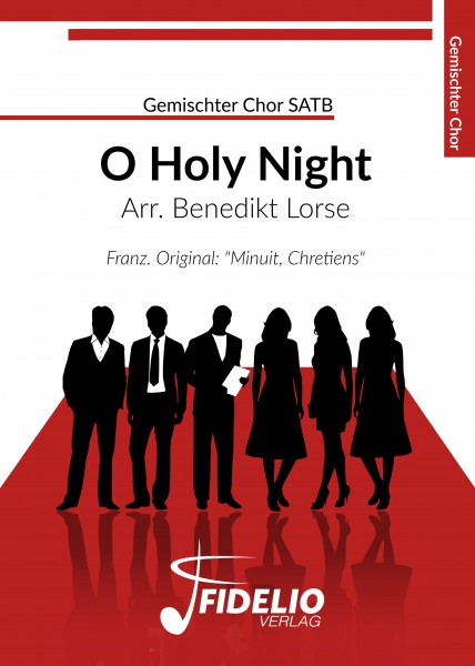 O holy Night | SATB - Download
